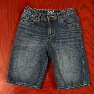 Boys Children's Place Jean Shorts